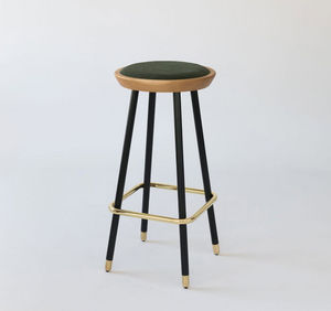 TOPOSWORKSHOP - drop four - Tabouret De Bar