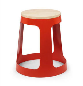 MATHIAS HAHN - guest stool - Tabouret