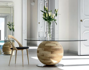 ITALY DREAM DESIGN - gheo - Table De Repas Ronde