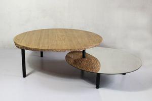 PLUMBUM -  - Table Basse Forme Originale