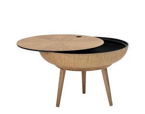 Bloomingville -  - Table Basse Ronde