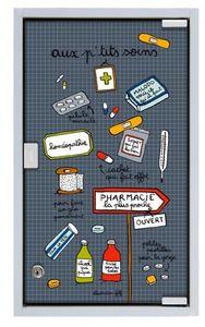 KELADECO -  - Armoire À Pharmacie