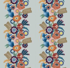 KARIN SAJO - bouquet - Tissu Imprimé