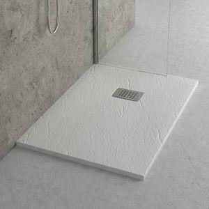 Grandform - receveur de douche matt grandform 170x80 en pierre naturelle, en 5 couleurs - co - Receveur De Douche À Poser