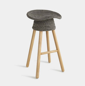 UMBRA - coiled counter - Tabouret De Bar