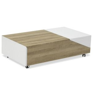 Menzzo - table basse relevable 1415060 - Table Basse Relevable