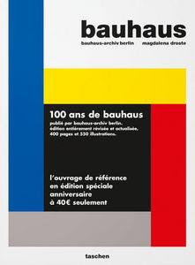 Editions Taschen - bauhaus - Livre Beaux Arts