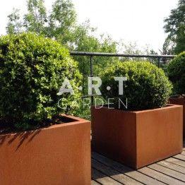 art garden -  - Bac À Arbre