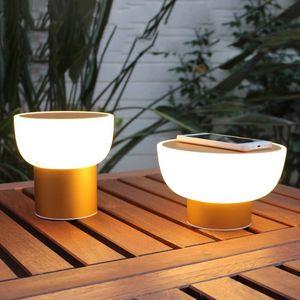 Alma Light -  - Lampe À Poser À Led