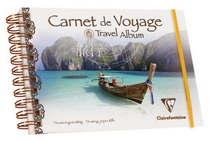 Clairefontaine -  - Carnet De Voyages
