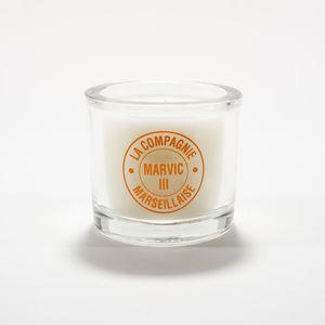 LA COMPAGNIE MARSEILLAISE - marvic lll - Bougie Parfumée