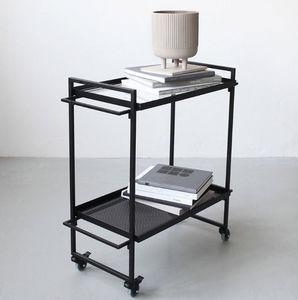 KRISTINA DAM STUDIO - trolley bauhaus - Table Roulante
