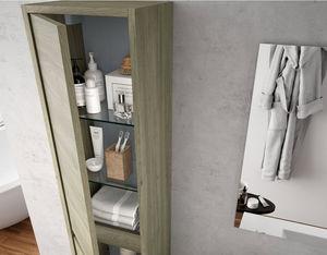 CasaLux Home Design - noja auxiliaire eternity 85177 - Colonne De Rangement Simple De Salle De Bains