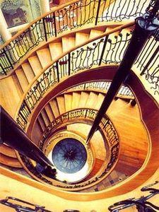 Alan Dawson Associates -  - Rampe D'escalier