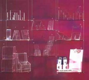 A & E Plastic Fabrications -  - Présentoir