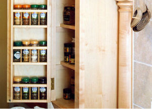 The Secret Drawer -  - Armoire De Cuisine