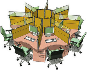 Screens At Work -  - Centre D'appel