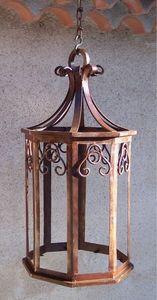 Lanternes d'autrefois  Vintage lanterns -  - Lanterne D'extérieur