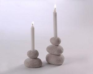 ALKAMIE.biz - stone candleholder - Bougeoir