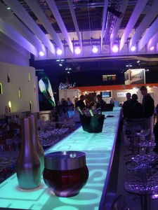 STAGE CRAFT COMPANY -  - Comptoir De Bar Lumineux