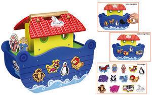 Andreu-Toys - arca de no� - Jeux �ducatifs