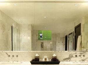 ELECTRIC MIRROR -  - Miroir Tv De Salle De Bains