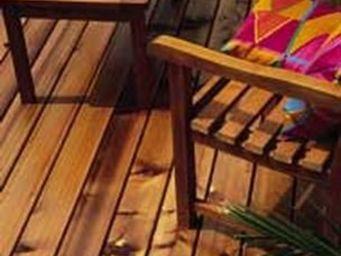 Compagnie Des Bois -  - Plancher De Terrasse