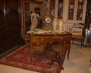 Antiquites Decoration Maurin -  - Table Bureau