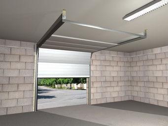 Wimove - porte sectionnelle - Automatisme Et Motorisation Pour Porte De Garage