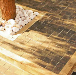 CANJAERE -  - Plancher De Terrasse