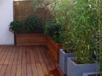 Decors Nature -  - Terrasse Am�nag�e