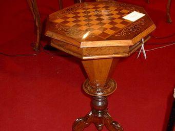 ANTIQUARIATO A. A. ZANNA -  - Table De Jeux