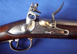 Cedric Rolly Armes Anciennes - carabine de versailles modele an xii - Carabine Et Fusil