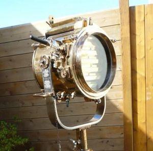 La Timonerie Antiquités marine -  - Projecteur D'extérieur