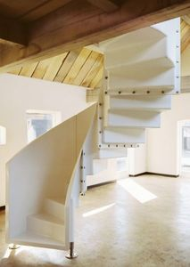 WELTEVREE - elementstair - Escalier Hélicoïdal