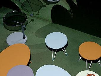 LOBSTER'S DAY - anti-c112 - Table De Jardin Ovale