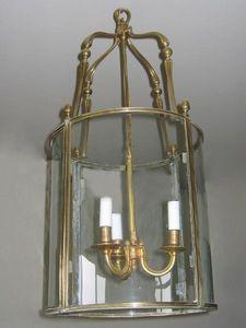 Bauermeister Antiquités - Expertise - lanterne de vestibule - Lanterne D'intérieur