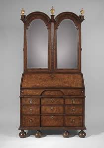 F P FINE ART - bookcase - Bureau Cabinet