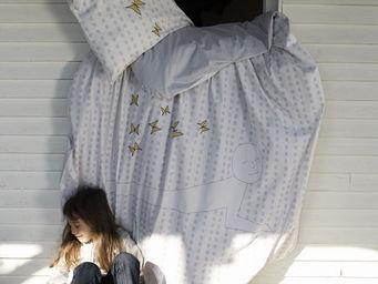 LYDIE BONNAIRE DESIGN TEXTILE - papillon - Housse De Couette Enfant
