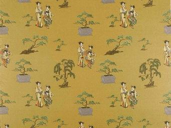 Equipo DRT - en el jardin dore - Tissu Imprimé