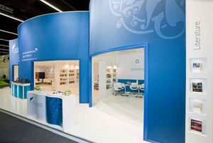 Dt Structures -  - Stand D'exposition
