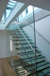 Toughglaze -  - Escalier Droit