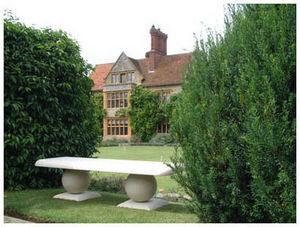 The Landscape Ornament - ball bench - Banc De Jardin