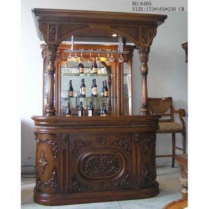 Worldwide Reproductions - home bar - Comptoir De Bar
