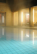 Polar Pools - swimming pool design and planning services - Piscine D'int�rieur