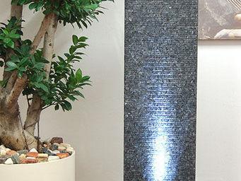 Revisage - wasserwand vienne blue pearl 2 - Mur D'eau