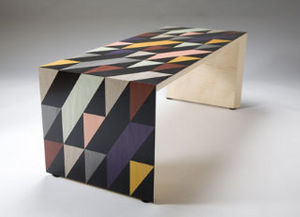 Toby Winteringham - shift coffee table - Table Basse Rectangulaire