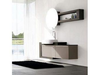 Miliboo - meuble de salle de bain marlo - Meuble De Salle De Bains