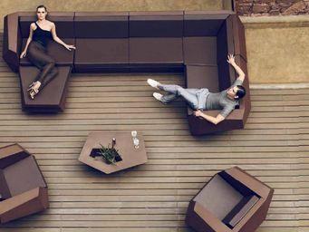 VONDOM -  - Canapé De Jardin
