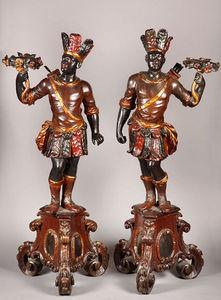 Galerie Atena -  - Torchère